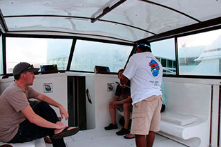 cancun fishing instructions by the captain
